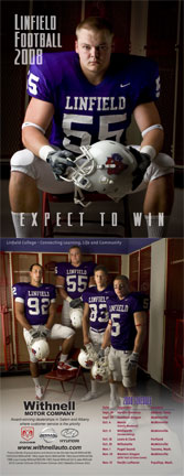 Linfield Football Guide 2008